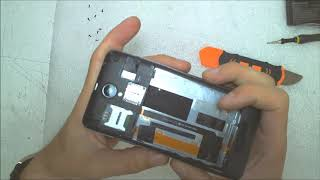 Lenovo A5000 Battery replacement