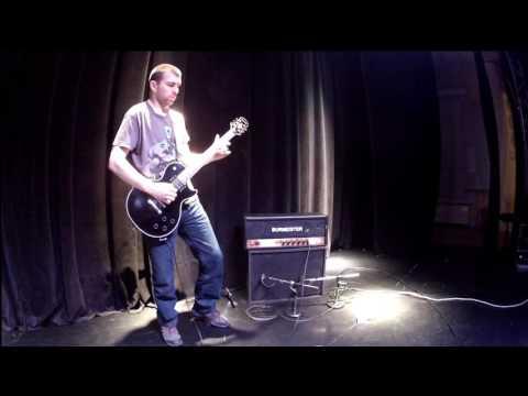 REAL Slash tone Burmeister amp for less than 250$ DIY