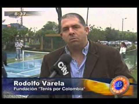 Fundación Tennis por Colombia - Arriba Bogotá 271112