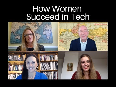 How Women Succeed in Tech & Business Today