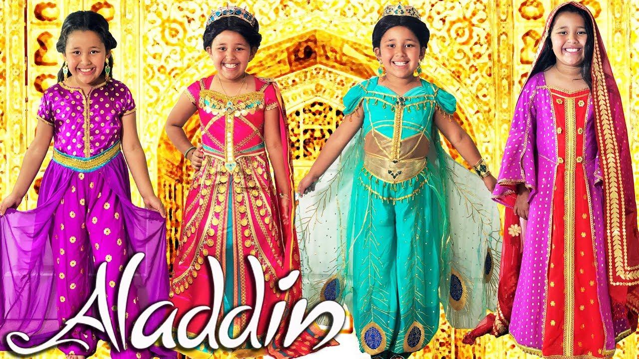 Disney Aladdin 2019 Live Action Movie