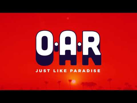 O.A.R. Just Like Paradise Tour