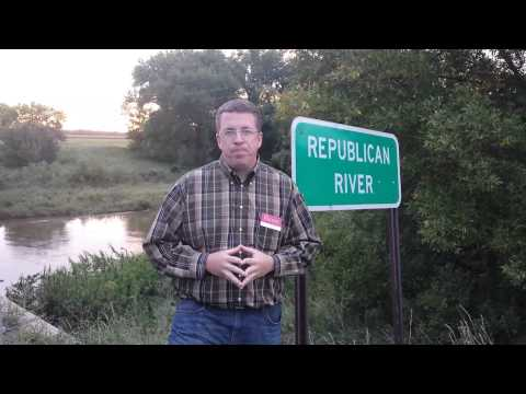 Talking Water Rights at The Republican River