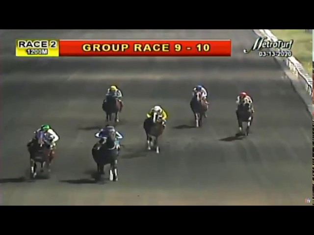 NOBLE RUN - RACE 2 MMTCI HORSE RACING REPLAY - MARCH 13, 2020 - BAYANG KARERISTA RACING