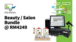 Beauty salon pos system -
