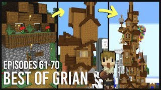 Hermitcraft 6: BEST OF GRIAN (Episodes 61-70)