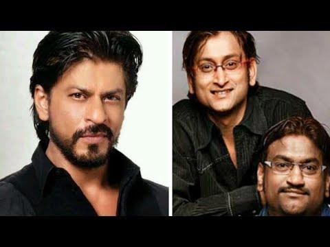 Ajay-Atul to replace Amit Trivedi for Shahrukh's Upcoming Movie - Marathi
