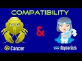 Cancer & Aquarius Sexual & Intimacy Compatibility