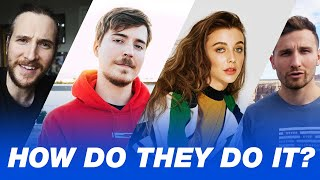 The UNTOLD SECRETS YouTubers Use to Get Millions of Views & Hack the Algorithm