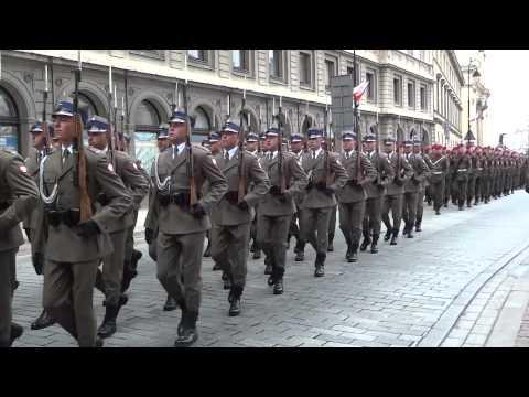 Defilada wojskowa z okazji święta Wojska Polskiego - Warszawa 15.08.2012