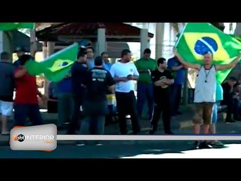 Greve dos caminhoneiros: serviços públicos começam a ser afetados em Rio Preto