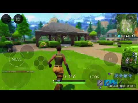 Fortnite on Android Vortex cloud gaming
