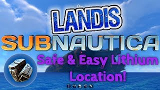 Lithium Location Subnautica Guide The scanner room is a seabase module. lithium location subnautica guide