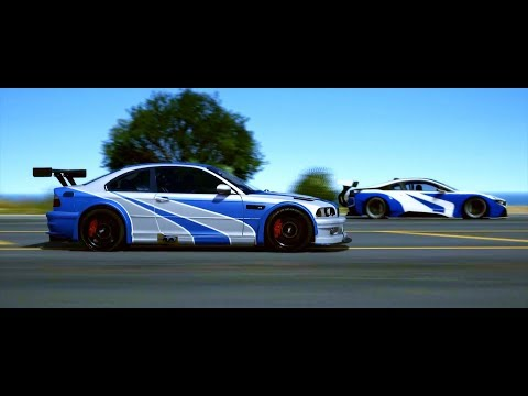 [GTA 5] - Need For Speed - ФОРСАЖ - [КЛИП]
