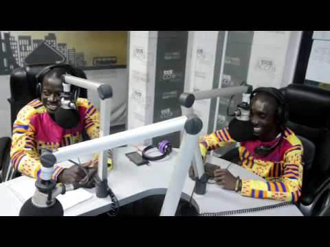 HM Crew Live Radio Interview on Accra FM