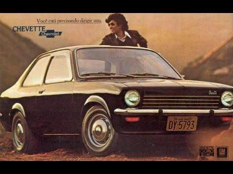 A história do Chevrolet Chevette e o primeiro Chevette do Brasil