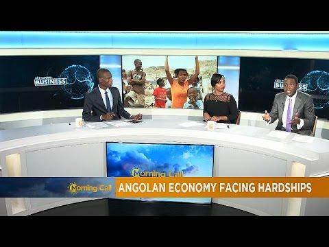 Angolan economy facing hardships