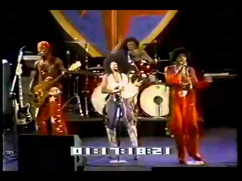 Mother's Finest - Fire (1976)