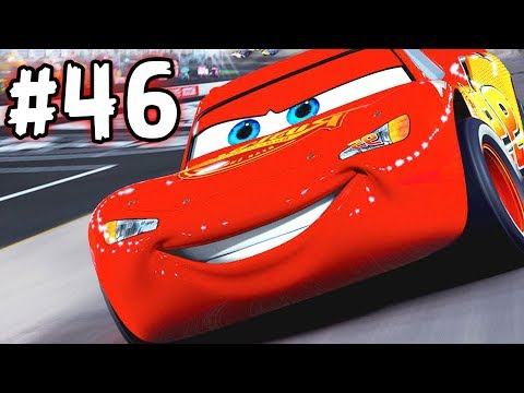 CARS 3 - The Videogame - Part 46 - Racing & Stunts Complete!