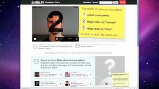 Crear tu propio canal de TV en Internet con Livestream, Ustream y Justin Tv
