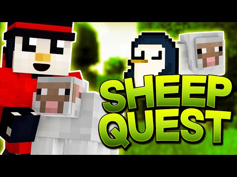 Minecraft Sheep Quest - Sunt un HOȚ de OI?!