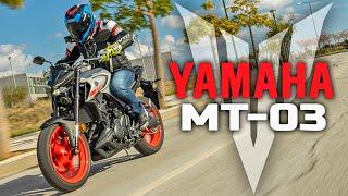 yamaha MT-03 2020 Prueba