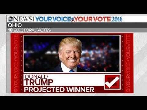 Trump Wins Ohio | 2016 Election Results