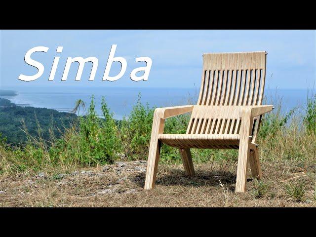 Simba Simple Step 4: Finishing