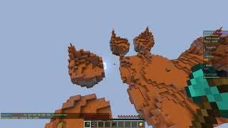 Minecraft | Skywar đã trở lại vs Minehot | Rim