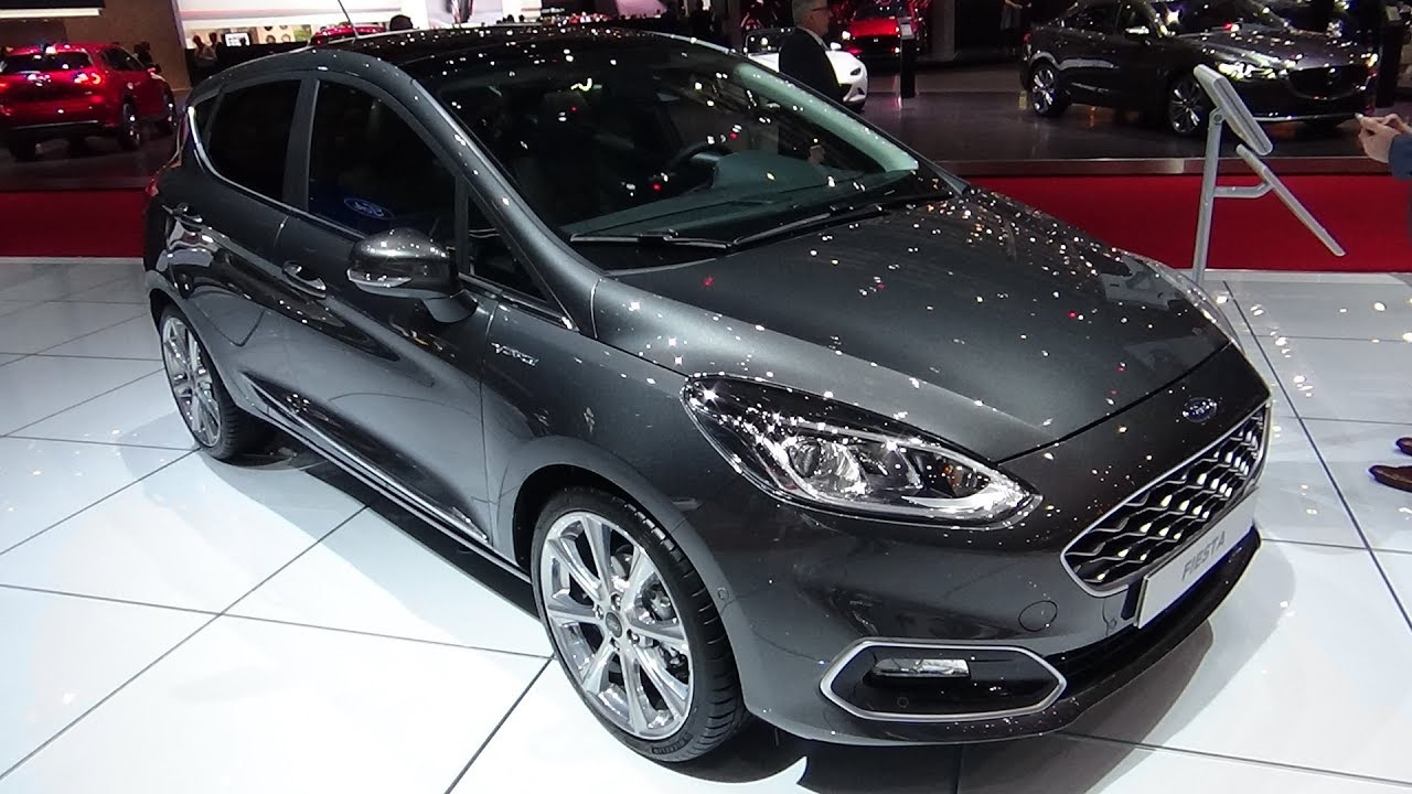 2018 ford fiesta vignale 1 0 scti exterior and interior. Black Bedroom Furniture Sets. Home Design Ideas