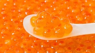 Tasty Salmon Roe Recipe