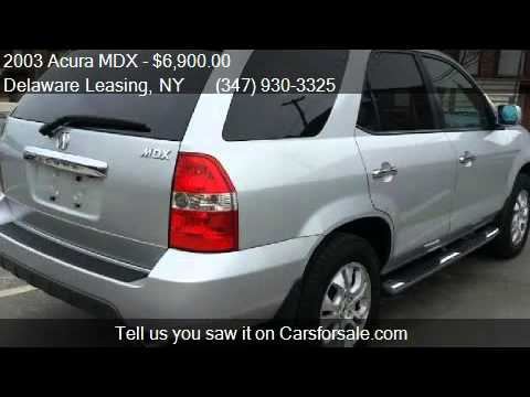 2003 Acura MDX touring for sale in , NY 11234 at Delaware Le