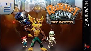 Longplay of Ratchet & Clank: Size Matters