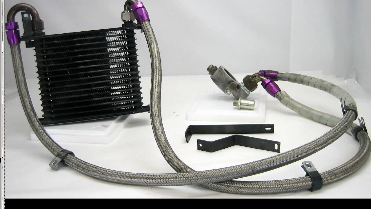 Hks Oil Cooler Kit Skyline Rb26dett R32 R33 R34 Gtr