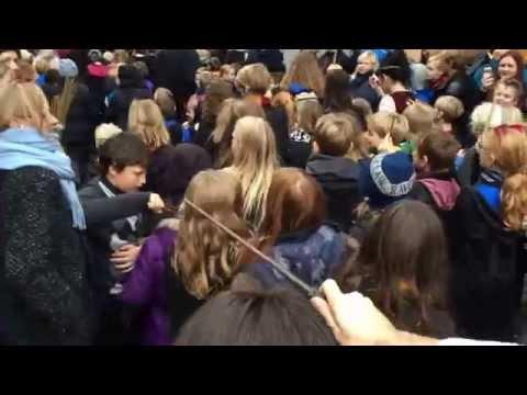 Harry Potter Festival 2015 i Odense - Det store slag