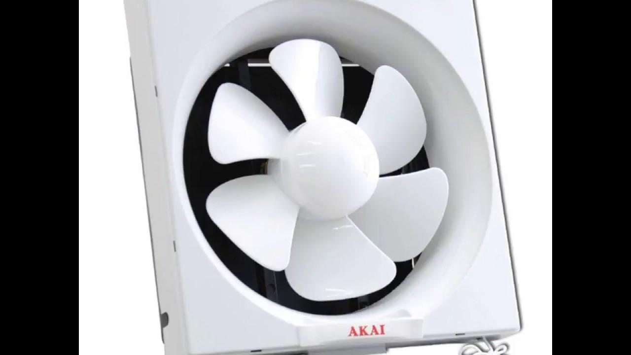 "Powerful Low Noise Ventilation Extractor Exhaust Fans Shutter Bathroom 6-12"""