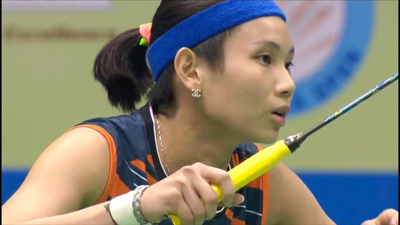 Yonex Sunrise Hong Kong Open 2017 Badminton QF M4 WS