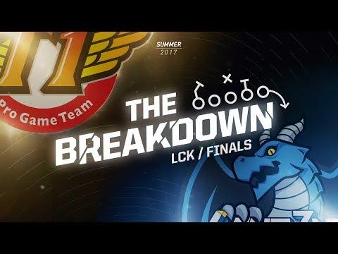The Breakdown with Zirene: How Longzhu beat SKT (LCK Summer Finals)