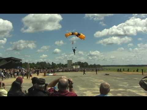 All American Week (Day 4 Airborne Review) 82nd Airborne Division 100th Anniversary part 1