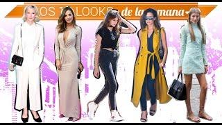 Cate Blanchett, Almudena Fernández, Kaia Gerber, Sasha Luss en los mejores looks de la semana