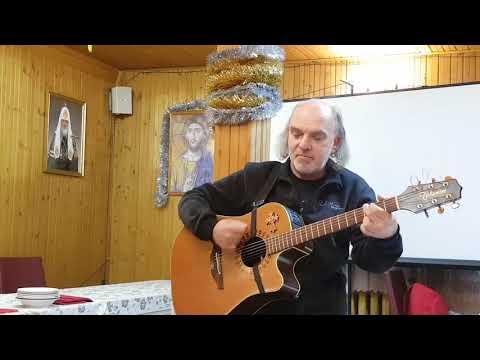 """Песня """"Звонарь"""" исполняет Евгений Фокин"""