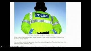 paedophile news