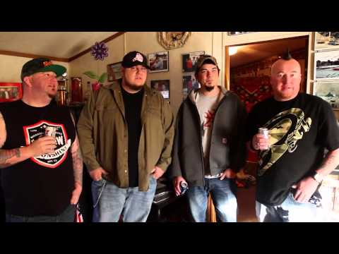 Moonshine Bandits - Throwdown (Behind the Scenes) - feat. The Lacs