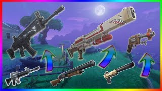 How To Get STW Weapons In Fortnite Battle Royale! (Modded Weapons)