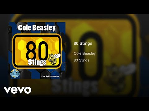 Cole Beasley - 80 Stings (Audio)