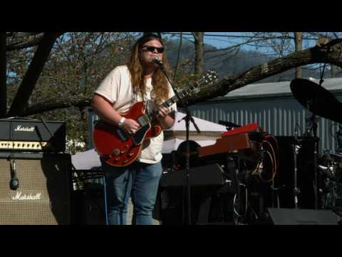 The Marcus King Band @ Pisgah Brewing Company Outdoor Concert Series 4-17-2016