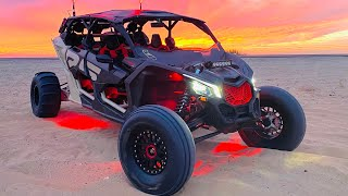 2021 can am X3 XRS - A day in Glamis