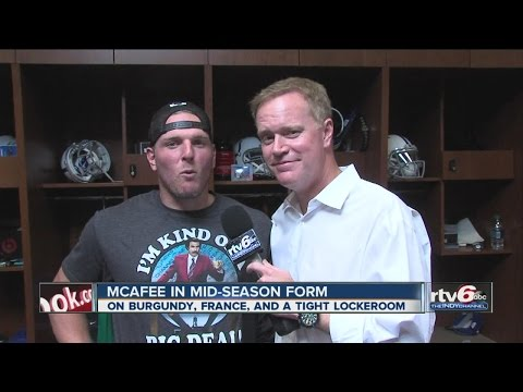 WATCH: Chatting with Pat McAfee