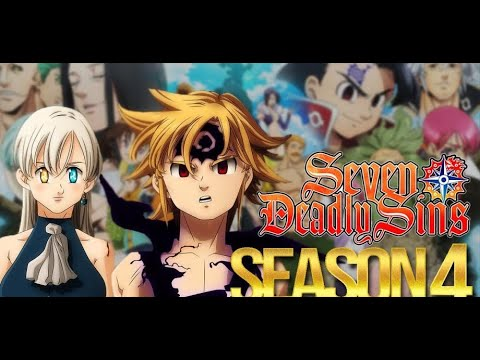 Download The Seven Deadly Sins Season 4 Episode 6/7/8/9/10 Eng Sub FULL HD❗❗ 💯😊 😈