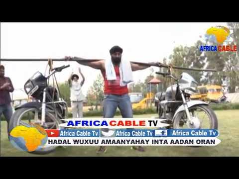 QOSOL IYO AMA KAAG LAYAABKA DUNIDA AFRICA CABLE TV BY XAMDI DHOOL